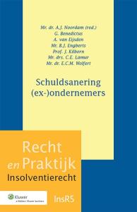 Schuldsanering (ex-)ondernemers